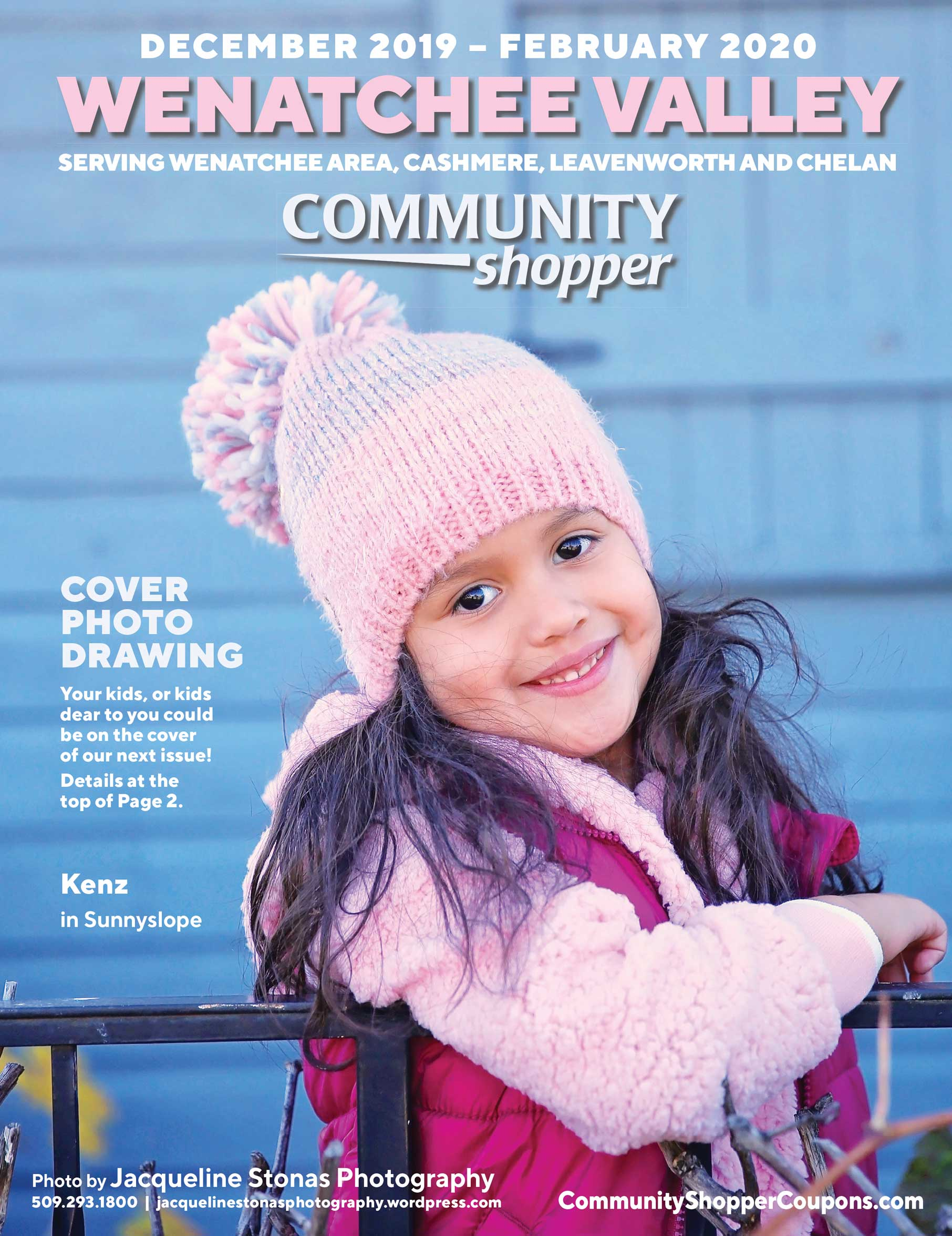 Community Shopper Coupons Online December through February Issue